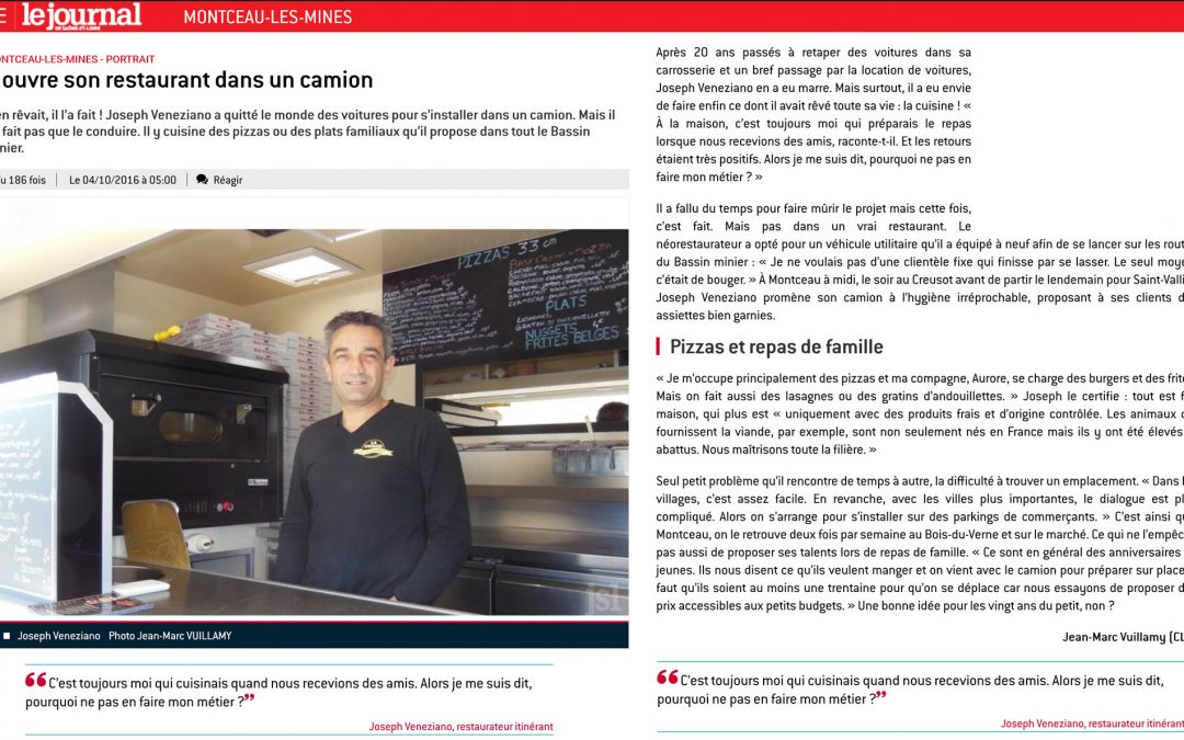 Le JSL, Edition du Montceau-les-Mines