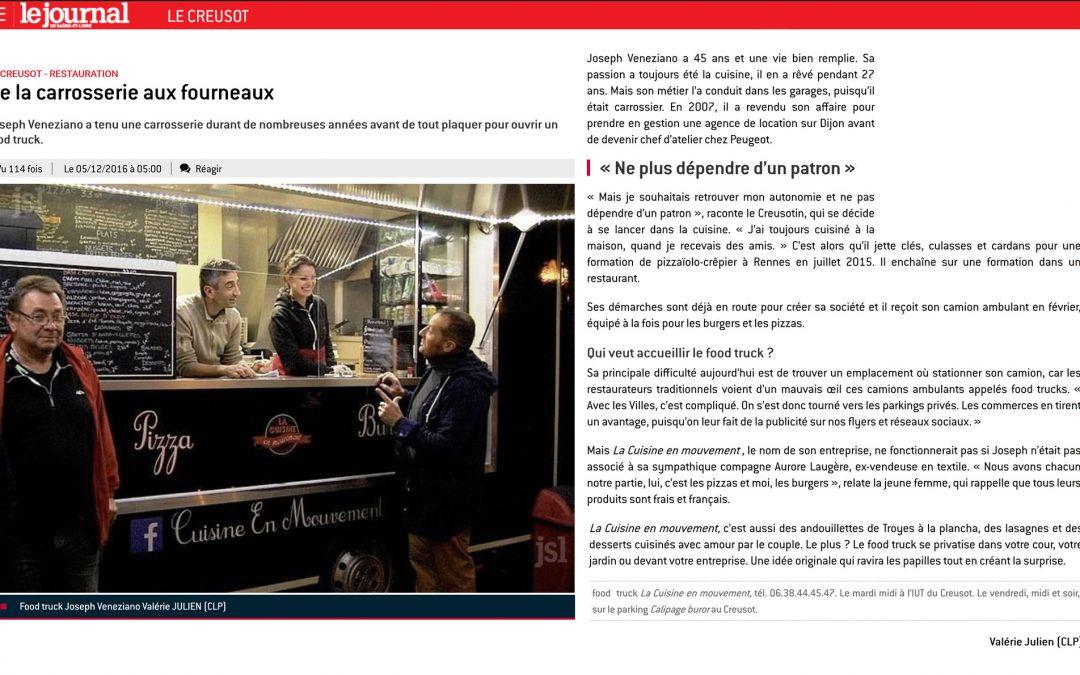 Le JSL, Edition du Creusot