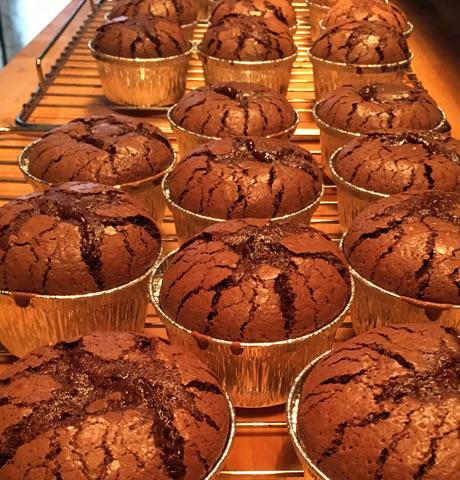 Tombez pour nos desserts : muffins, flans, tartes...