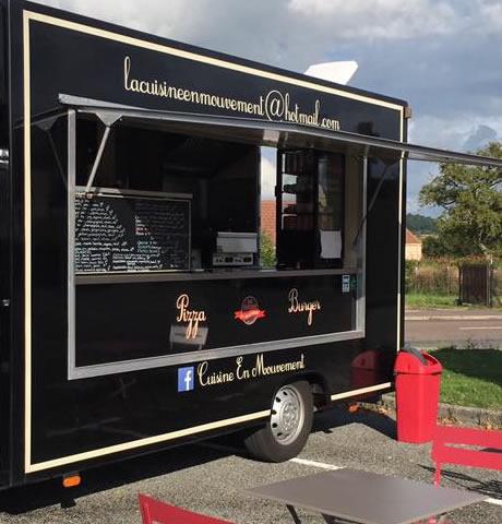 Le Food Truck s'installe près de chez vous