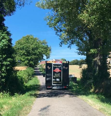 Sur nos belles routes de Bourgogne
